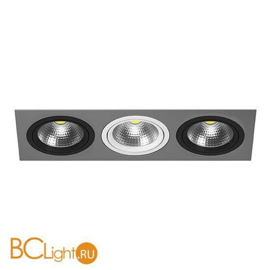 Встраиваемый светильник Lightstar Intero i839070607 (217839+217907+217906+217907)