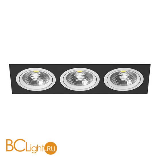 Встраиваемый светильник Lightstar Intero i837060606 (217837+217906+217906+217906)