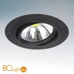 Встраиваемый спот (точечный светильник) Lightstar Intero 214317