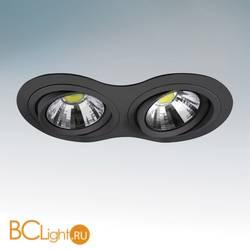 Встраиваемый спот (точечный светильник) Lightstar Intero 214327
