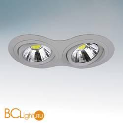 Встраиваемый спот (точечный светильник) Lightstar Intero 214329