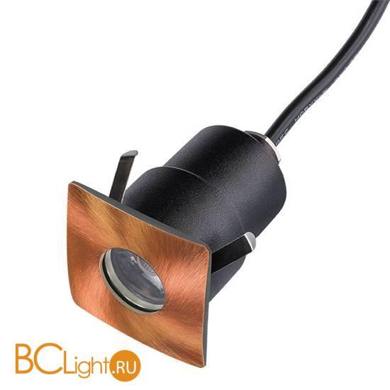 Встраиваемый влагозащищенный светильник Lightstar Ipogeo ip384428