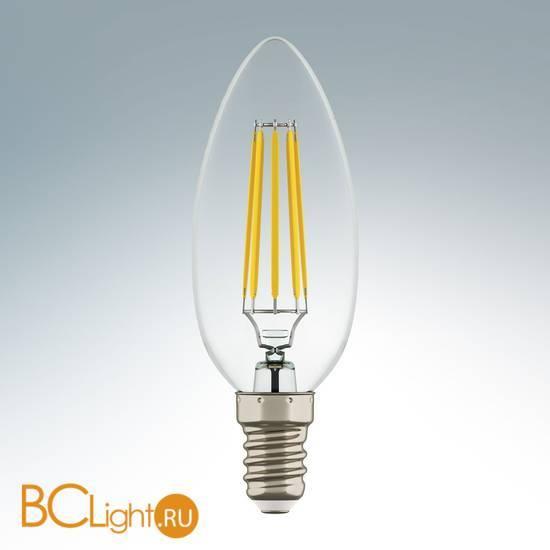 Лампа Lightstar E14 LED 4W 4200K DIMM 940564