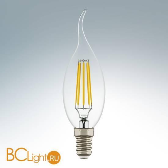 Лампа Lightstar E14 LED 4W 220V 2800K 940662