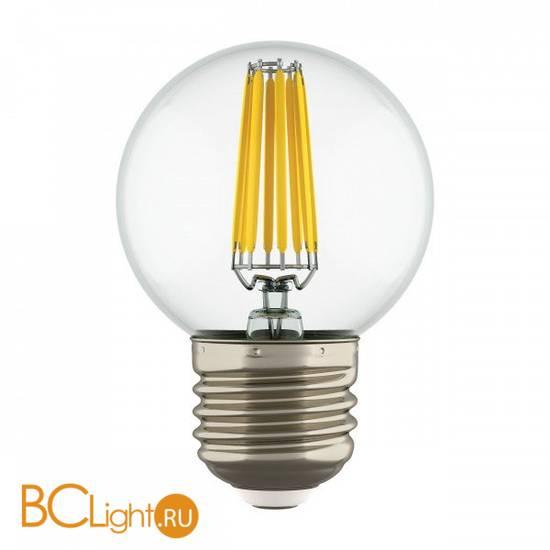 Лампа Lightstar E27 LED 6W 220V 2800K 933822