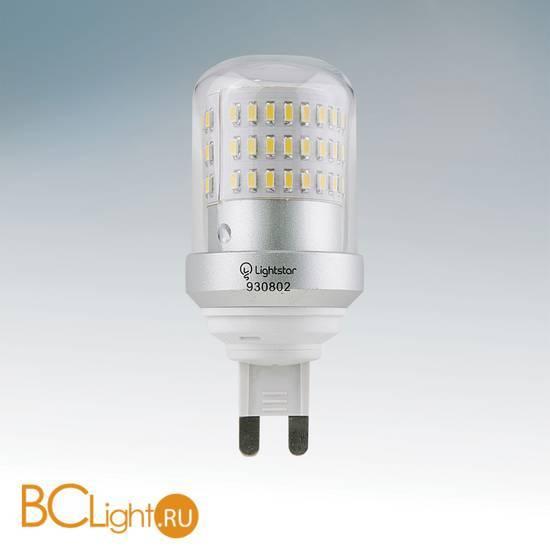 Лампа Lightstar G9 LED 9W 220V 4200K 930804