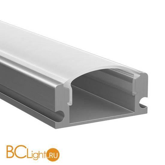 Профиль Lightstar 409429 2м алюминий рассеиватель в комплекте
