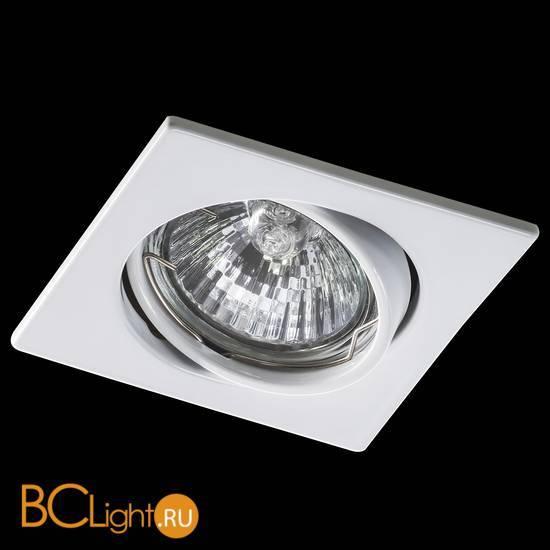 Встраиваемый спот (точечный светильник) Lightstar Lega 011940