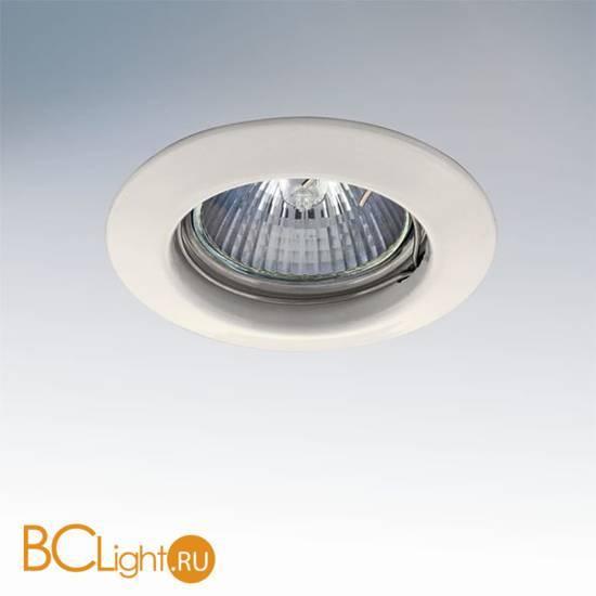 Встраиваемый светильник Lightstar LEGA HI FIX MR16 011010