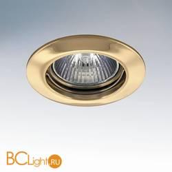 Встраиваемый светильник Lightstar LEGA HI FIX MR16 011012