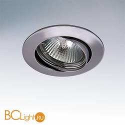Встраиваемый светильник Lightstar LEGA HI ADJ MR16 011024