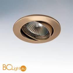 Встраиваемый светильник Lightstar LEGA HI ADJ MR16 011022