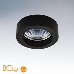 Встраиваемый светильник Lightstar Lei Mini Nero 006137