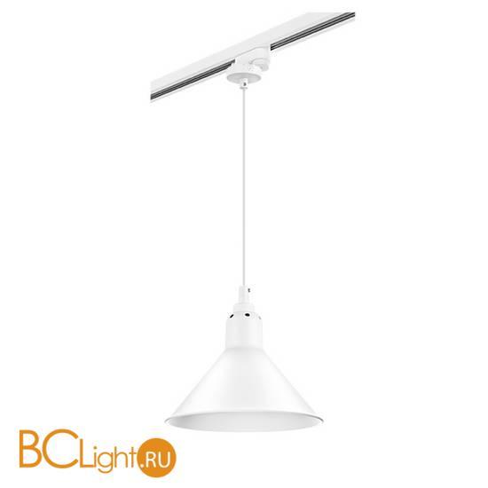 Трековый светильник Lightstar Loft L1T765026 (765026+592006)