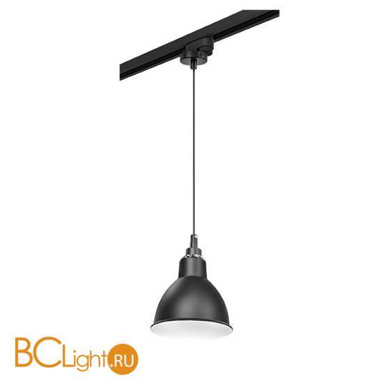 Трековый светильник Lightstar Loft L1T765017 (765017+592007)