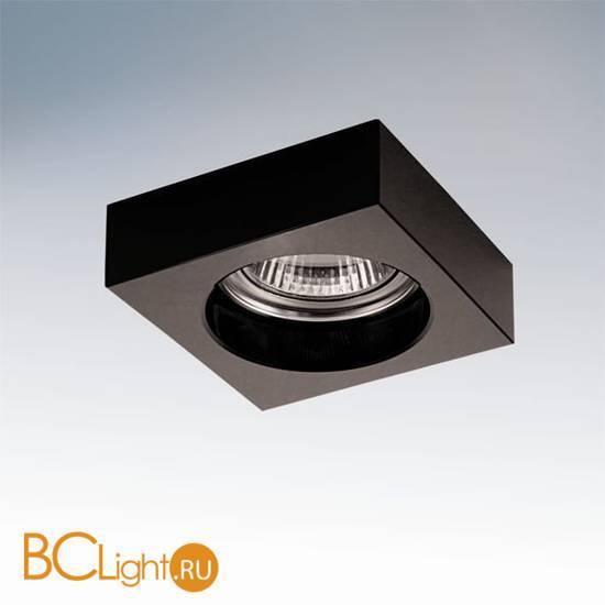 Встраиваемый светильник Lightstar LUI MINI NERO 006147