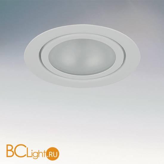 Встраиваемый спот (точечный светильник) Lightstar MOBI INC 003200
