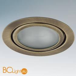 Встраиваемый спот (точечный светильник) Lightstar Mobi 003201
