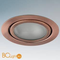 Встраиваемый спот (точечный светильник) Lightstar Mobi 003208