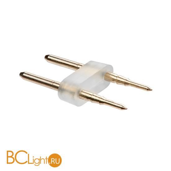Соединитель 2-штырьковый для неоновой ленты Lightstar Neoled 430280 220V