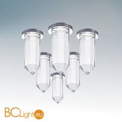 Встраиваемый спот (точечный светильник) Lightstar NUBELLA 6X 079064