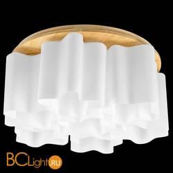 Потолочный светильник Lightstar Nubi legno 802075