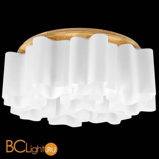 Потолочный светильник Lightstar Nubi legno 802095