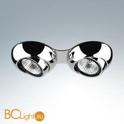 Встраиваемый светильник Lightstar Ocula X2 Chrome 011824