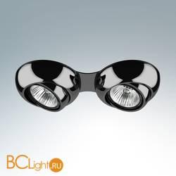 Встраиваемый светильник Lightstar Ocula X2 Dark Chrome 011827