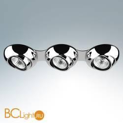 Встраиваемый светильник Lightstar Ocula X3 Chrome 011834