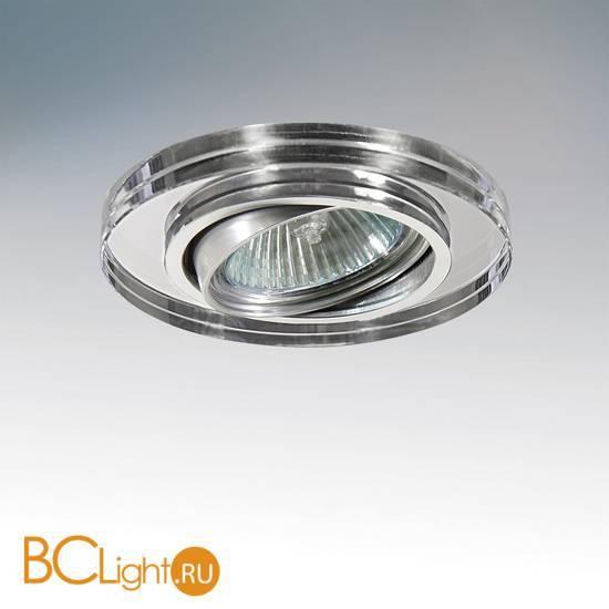Встраиваемый светильник Lightstar RIFLE CYL 002514
