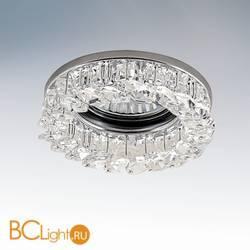 Встраиваемый светильник Lightstar ROCCO CR MR16 030404
