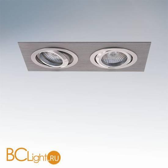 Встраиваемый светильник Lightstar SINGO X2 011602