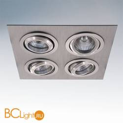 Встраиваемый светильник Lightstar SINGO X4 011604