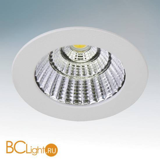 Встраиваемый светодиодный светильник Lightstar Soffi 212416 3000K 630Lm