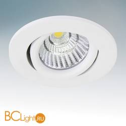 Встраиваемый светодиодный светильник Lightstar Soffi 212436