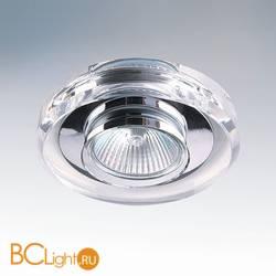 Встраиваемый светильник Lightstar SOLO CYL 002040