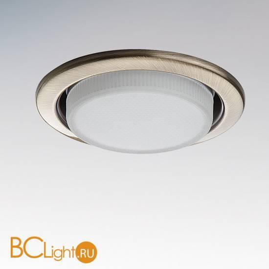 Встраиваемый спот (точечный светильник) Lightstar Spots 212111