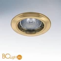 Встраиваемый светильник Lightstar TESO FIX 011072