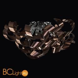 Потолочный светильник Lightstar Turbio 754068 Dark Copper