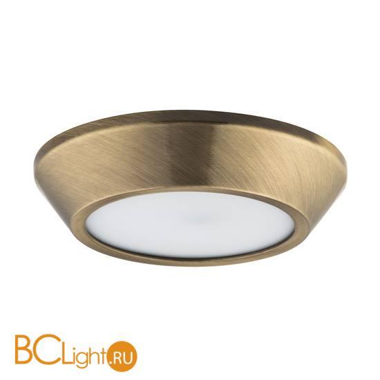 Накладной светильник Lightstar Urbano Mini Bronze 214714 4200K
