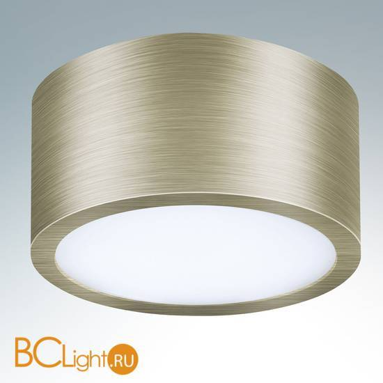 Накладной светодиодный светильник Lightstar Zolla 213911