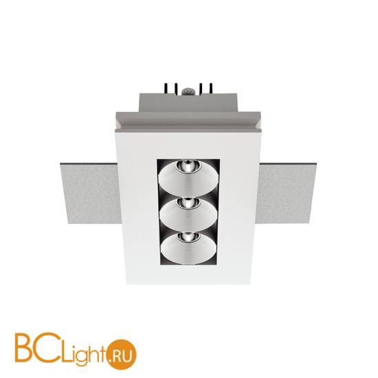 Встраиваемый светильник Linea Light Gypsum 64547N30