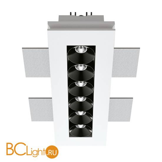 Встраиваемый светильник Linea Light Gypsum 64548W15
