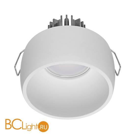 Встраиваемый светильник Linea Light Gypsum 8864N