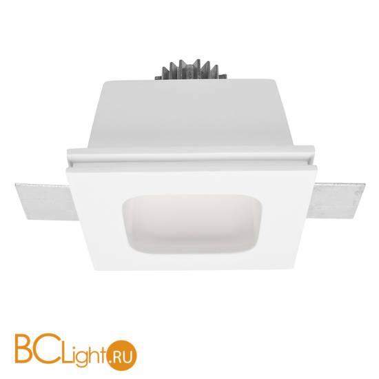 Встраиваемый светильник Linea Light Gypsum 8870N