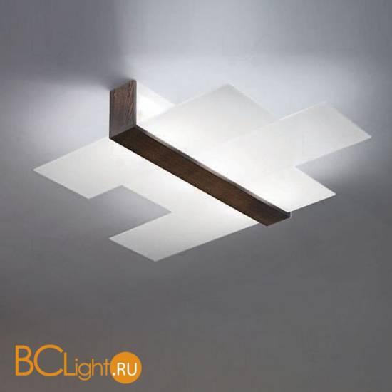 Настенно-потолочный светильник Linea Light Triad 90229