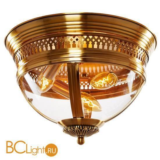 Потолочный светильник LOFT IT Garrison LOFT3319-BR