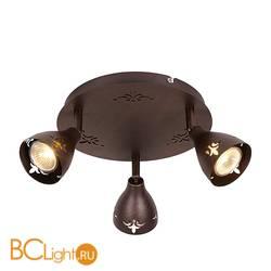 Потолочный светильник Luce Solara 1011/3PL Brown