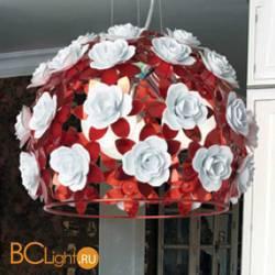 Подвесной светильник Luce Solara 9017/3S Red/White
